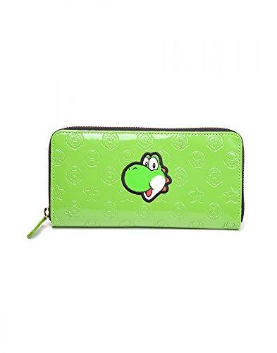 Nintendo - Yoshi - Geldbeutel | Nintendo | Herren Damen Unisex | Grün