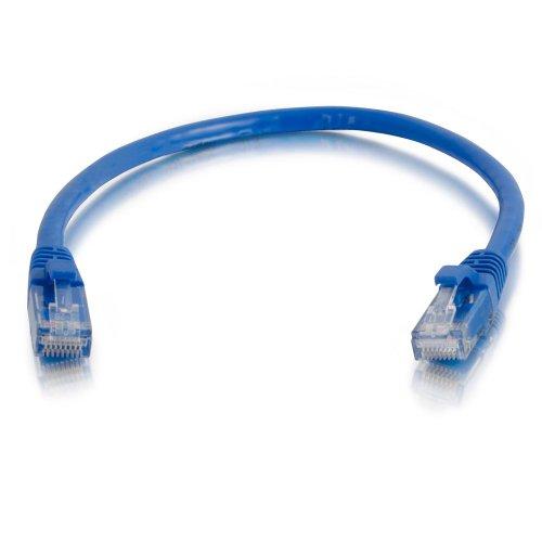 50ft Blau Patch-kabel (C2G 20037 20037 Ethernet-Kabel, 50', blau, Stück: 1)