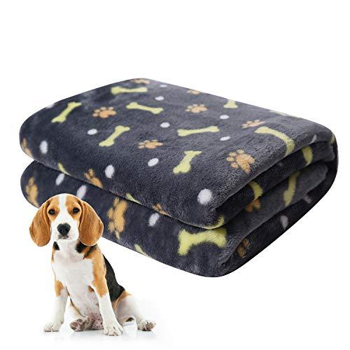 Softan Manta Mascotas | Manta Perros esponjosa Perros