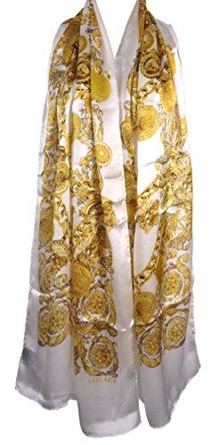 Versace Designer Schal Scarf Scialle Bufanda 65 x 192cm (Schal Versace)
