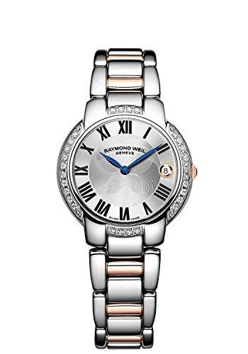 Raymond Weil 5229-S5S-00659 - Reloj de pulsera mujer, acero inoxidable