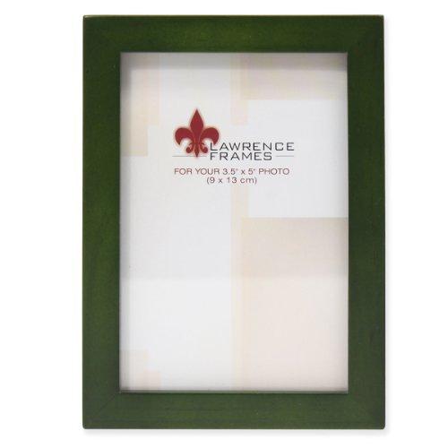Lawrence Frames Kollektion Holz Galerie, 3,5Standard von 12,7cm, Grün