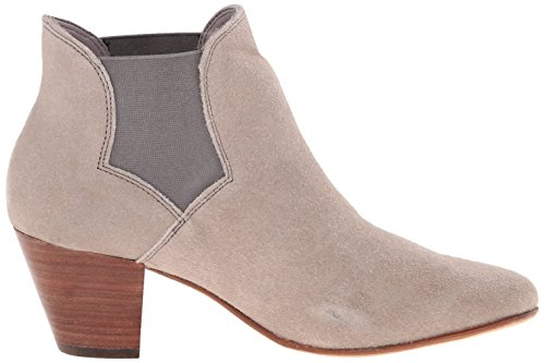 Hudson Claudette Damen Kurzschaft Stiefel Grey (Taupe)