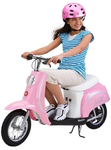 Razor Pocket Mod-Bella Electric Bike – Pink