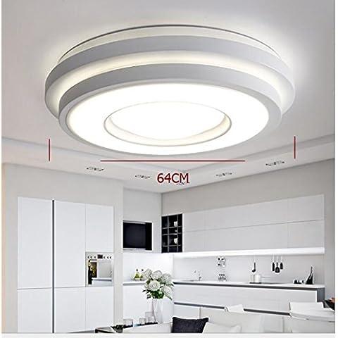 Minimalista ed elegante soggiorno lampade da soffitto