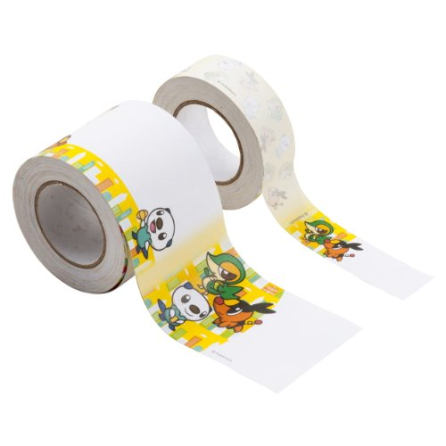 Pokemon Center Original roll Sticky Notes Pokemon Petit BW (Petit Pokemon)