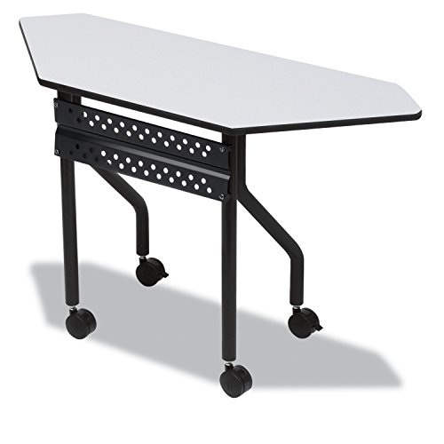 officeworks-mobile-training-table-trapezoid-48w-x-18d-x-29h-gray