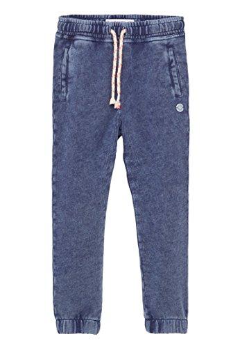mango-kids-pantalon-de-jogging-effet-pantalon-use-taille9-10-ans-couleurbleu
