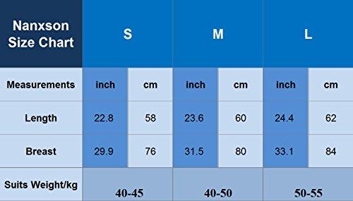 Nanxson(TM) Veste Sweater Moulant Zippé Compression Femmes Pour Fitness Sport Course YDSW0015 Gris