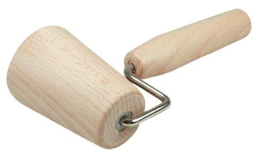 Hofmeister Holzwaren Eckenroller, konisch, aus Buchenholz