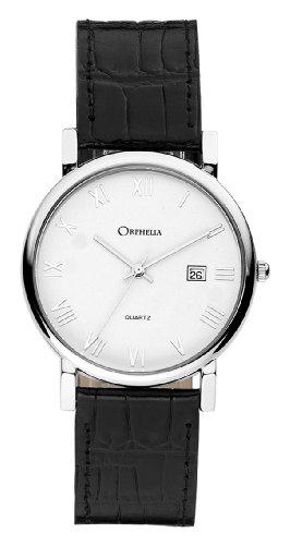 Orphelia - 153-1013-14 - Montre Femme - Quartz Analogique - Bracelet en Cuir Noir