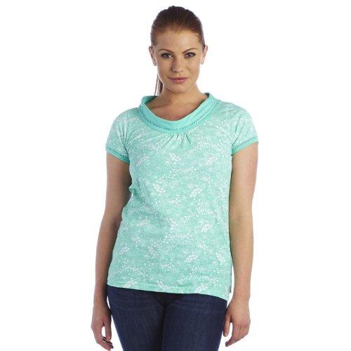 Regatta Womens Seasky T Shirt Brown Tea Tree