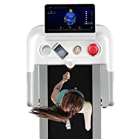Treadmill For Home Use, 15.6-inch HD Screen, Multifunctional, Folding, Super Silent, Dedicated For The Gym