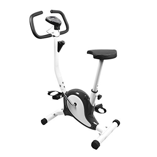 41YlQzp7f7L. SS500  - COMOTS Quiet Training Exercise Bike Indoor Spin Bike Height Adjustable LCD Display Aerobic Fitness Training Bicycle Cycle