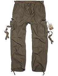 Hose Brandit M65 Vintage Trouser oliv