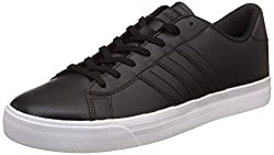 Adidas Mens Cf Super Daily Cblack/Cblack/Ftwwht Basketball Shoes - 8 UK/India (42 EU)