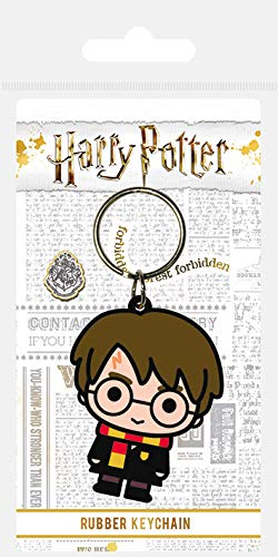 Harry Potter - Llavero Harry Potter Chibi