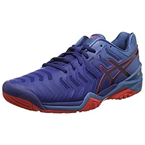 Asics Herren Gel-Resolution 7 Turnschuhe
