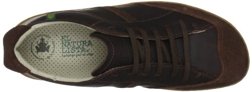 El Naturalista VIAJERO N273, Baskets mode mixte adulte Marron (Wood)