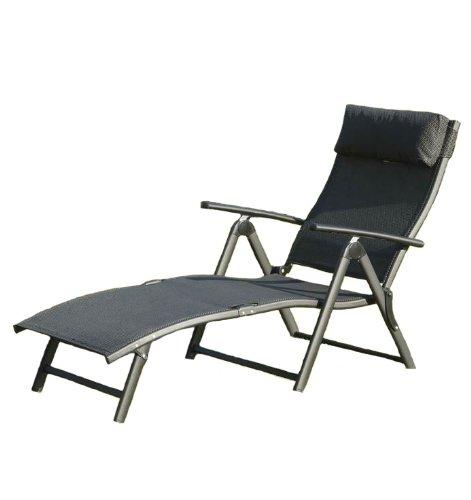 havana-folding-sun-lounger-black-cushion