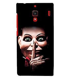 PRINTSHOPPII JOKER SCARY HOLLYWOOD Back Case Cover for Xiaomi Redmi 1S::Xiaomi Redmi (1st Gen)