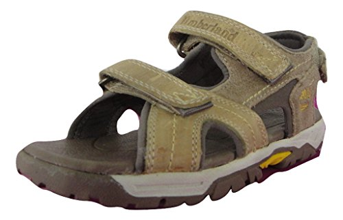 Timberland EK Leather Trail sandal Tan UK 13