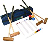 Best Croquet Sets - Big Game Hunters Croquet Set - Full Size Review