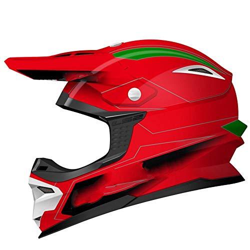 ERQINGTK Helm/Racing / Profi/Langlauf / Motorrad, Xl