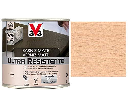 Barniz interior incoloro mate V33 250 ml