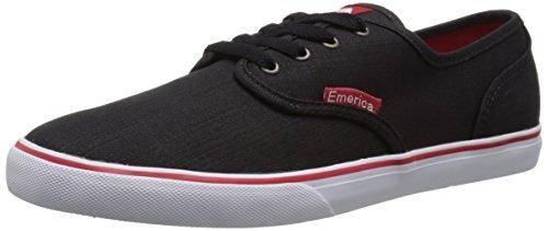 Emerica Wino Cruiser, Chaussures de skateboard homme Black/Denim