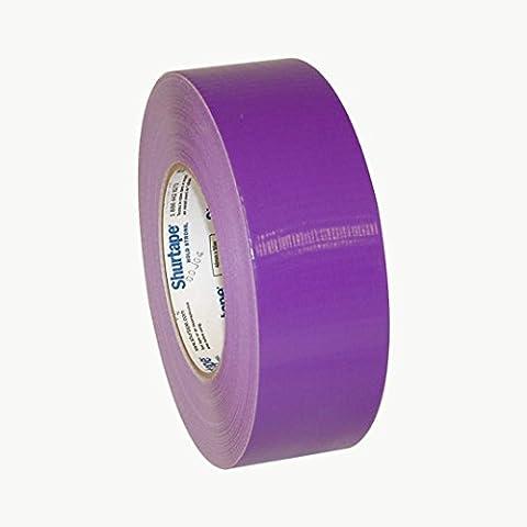 La tienda Shurtape PC-600Propósito general Grado Duct Tape: 2en. X 60Yds. Morado