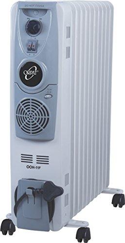 Orpat OOH-11F 2900-Watt Oil Heater