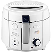 DeLonghi F 38233 Rotofritteuse, weiß