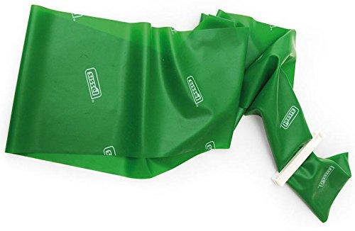 Fitband Sissel, Breite 7,5 cm, Länge 2 m, stark, Farbe grün