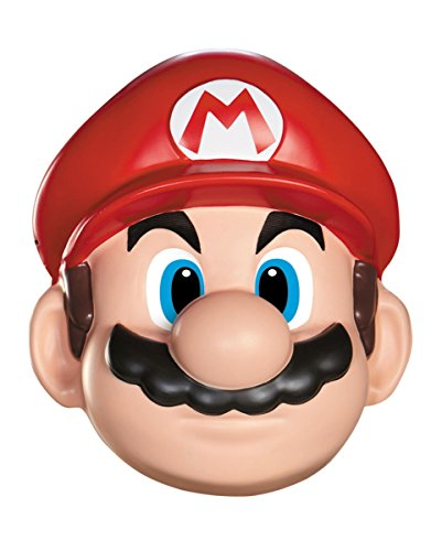 Nintendo Super Mario Maske für (Mario Maske)