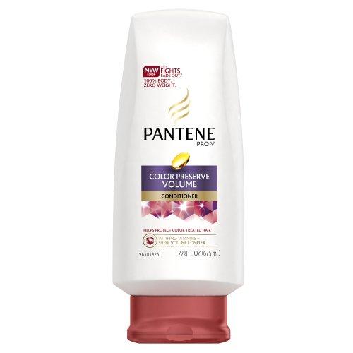 Pantene Pro-V Color Preserve Volume Conditioner, 22.8 Fluid Ounce by Pantene