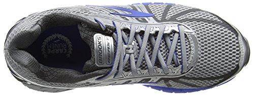 Brooks Beast 16, Scarpe da Corsa Uomo Grigio (Grey 005)