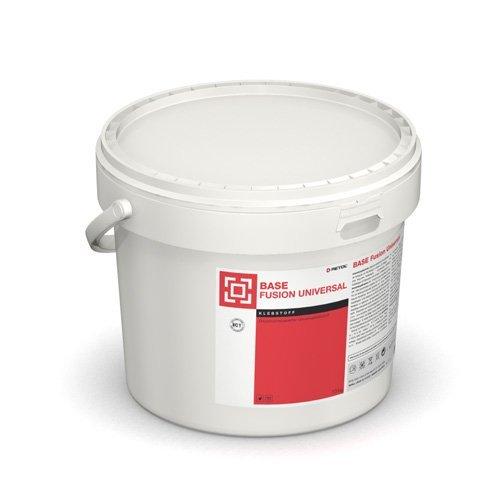 Universalkleber BASE Fusion / PVC - / CV- / Linoleum / saugfähige Untergründe / Basis: Acrylestercopolymerdispersion (13 kg)
