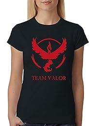 -- Team Valor -- Girls T-Shirt
