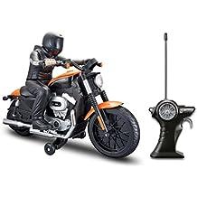 Maisto Harley-Davidson RC - juguetes de control remoto (2 x AA)