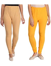 8661631c685f1 Yellows Women's Leggings: Buy Yellows Women's Leggings online at ...