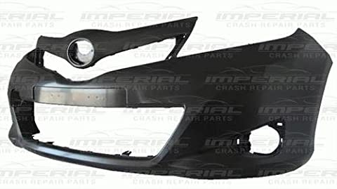 Aftermarket Toyota Yaris 5 Door Hatchback 2011-2014 Front Bumper Standard Models (Not Primed - Own Brand) Non