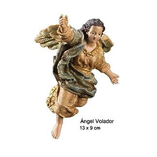 Mundo Souvenir Figura Angel Volador nº 2 Belen Salzillo