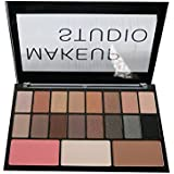 SIVANNA Colors Makeup Studio Eyeshadow & Blusher Palette(Multi Shades)