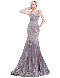 536a1f9f87a Special Bridal Simple Sweetheart Neckline Lace Prom Dress Mermaid Bridesmaid  Long Evening Dress