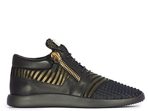 giuseppe-zanotti-design-herren-ru6115001-schwarz-gold-leder-hi-top-sneakers