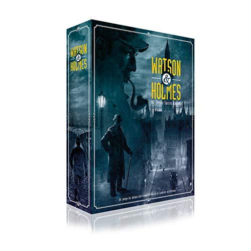 Ludonova- Watson & Holmes 2ª edición - español