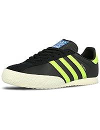 Adidas Samba Spzl Zapatillas de Deporte Para Hombre Negro, 45 1/3