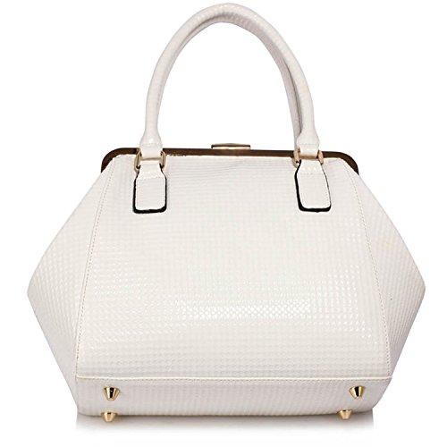 Xardi London - Sacchetto donna White Style 2