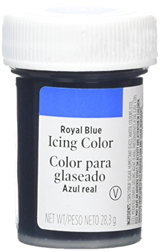 Wilton - Gel, Farbe Royal Blue, 28 g (Royal Blau Farben)